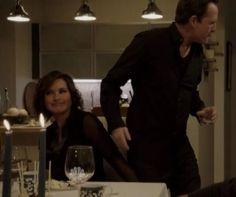 Benson dating cassidy