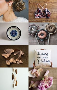 darling you are fabulous by Anna Lisa on Etsy--Pinned with TreasuryPin.com Lisa, Collections