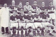 #Liverpool Squad 1962-1963