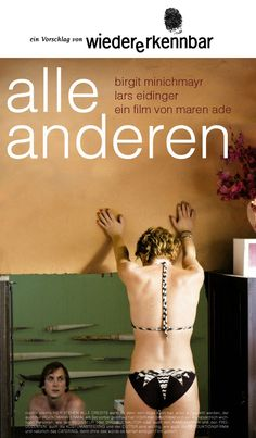 Alle anderen | Everyone Else (2009) - by Maren Ade