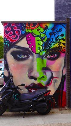 Streetart in Londen: Bezoek de hippe wijk Shoreditch - Travelaar.nl