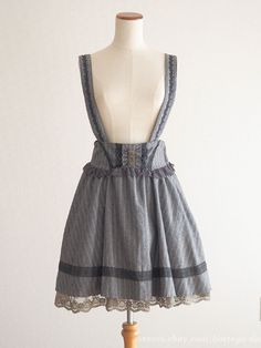 axes femme Winter Wool Jumper Dress Skirt Lolita SizeM Japan #Axesfemme #ALine