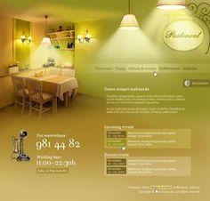 Pastorant Restaurant by kpucu.deviantart.com on @deviantART
