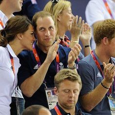 The Summer Olympic Games in Rio de Janeiro, Brazil, are from August 5 to 21, 2016The Paralympics follow on September 7 to 18, 2016 The Duchess of Cambridge took on her first working role as a member of the Royal Family by becoming an official ambassador for the London Olympics in 2012 Kate, her husband Prince William and her brother-in-law Prince Harry represented Team GB and Paralympics GB before and during the 2012 Games©telegraph.co.uk #katemiddleton #duchessofcambridge #princewi...