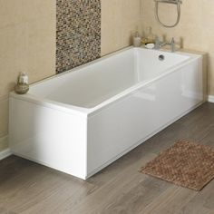 Premier Linton Square Single Ended 1500 x 700 Rectangular Bath £85.99 + £37 del