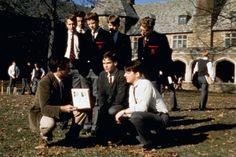 Dress like the Dead Poets Society: 24 reasons to borrow from the [boarding school] boys.