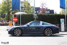 Porsche 991 Targa 4S 1