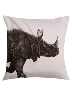 Animal Print Pattern Pillow from Wild Things: Animal Print Pillows on Gilt