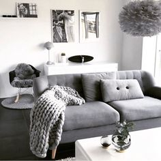 The Eos lampshade in light grey looks at home amongst the subtle grey shades of this interior by @pottelotte11. . #VITAEos #VITAcopenhagen #trueeos #design #nordichome #nordicdesign #scandinaviandesign #danishdesign #scandinavianhome #nordiskehjem #nordicliving #nordicinspiration #nordicminimalism #mynordicroom #homedecor #goals #inspiration #housegoals #interiordesigner #gorgeoushome #dreamhome #interiorwhat #interiør #homedetails #myhome #lovecominghome #white #SorenRavnChristensen