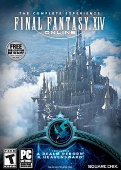 FINAL FANTASY XIV Online Online Game Code -- You can find more details by visiting the image link. (Note:Amazon affiliate link)