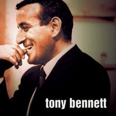saw tony bennett with my mom & dad at meadow brook