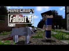 """Blockout 4"" - Fallout 4 Trailer Parody (Minecraft Machinima) - YouTube"