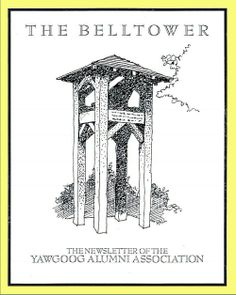 The Belltower is the newsletter of the #Yawgoog Alumni Association.  Join today!