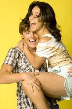 Vanessa Hudgens & Zac Efron