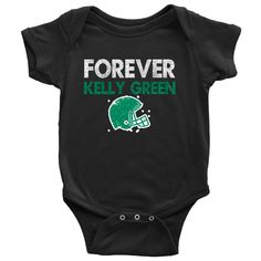 Forever Kelly Green Infant Snapsuit
