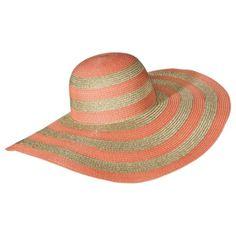 Merona® Shimmer Floppy Hat - Pink