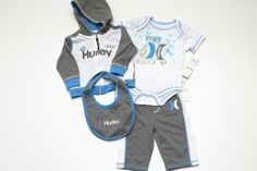 Hurley Baby Boy Outfit need this if its a boy!