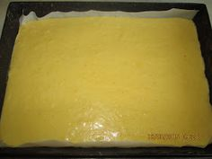 Prajituri de casa: Chec cu piersici / caise Dairy, Food, Pastries, Essen, Yemek, Meals
