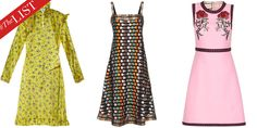 The 12 statement dresses of the season.