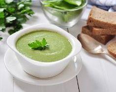velouté d'épinards au soja : http://www.cuisineaz.com/recettes/veloute-d-epinards-au-soja-84678.aspx