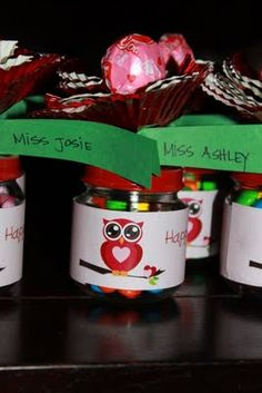 Gift Idea To Reuse Baby Food Jars