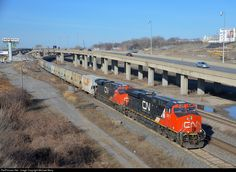 RailPictures.Net Photo: CN 2871 Canadian National Railway GE ES44AC at Montreal, Quebec, Canada by Michael Berry