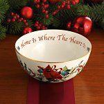 Winter Greetings® Sentiment Bowl