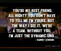 The Good side of Barney