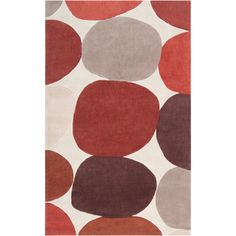 @Overstock - This Pilot contemporary rug with it's bold design is the prefect rug to anchor your space. Hand tufted in China in shades of adobe, burnt sienna and chocolate, it will certainly enhance your decor.http://www.overstock.com/Home-Garden/Hand-tufted-Pilot-Rug/7512103/product.html?CID=214117 $35.19