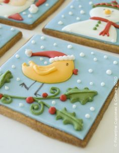 Christmas Cookies ~ Inspiration