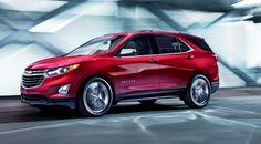 El próximo Chevrolet Equinox toma las calles de Estados Unidos - http://www.actualidadmotor.com/chevrolet-equinox-toma-las-calles/