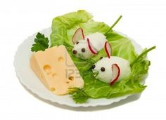 Image detail for -Funny Food - Cheese And Chicken Eggs Make As Mouse, Isolated.. Royalty ...