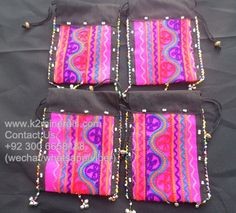 gypsy pouch nomad pouch vintage pouch