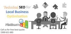 However, to get ranked for a local keyword in a city without being physically present in the city is a real tough task. Here you need Platinum SEO Services help that has the best SEO in Melbourne professionals to make it possible for you.