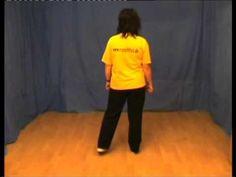 Line Dance deutsch Chattahoochee - YouTube