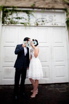 A DIY Brazilian Wedding: Marcela & Paulo · Rock n Roll Bride
