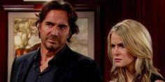 Anticipazioni Beautiful, puntate americane: Ridge sarà padre, Bill torna con Brooke?