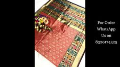 Soft Silk Weaving Saree wholesale price : 1199/-|| Latest Soft Silk and ... Silk Saree Banarasi, Soft Silk Sarees, Silk Sarees With Price, Silk Sarees Online, Latest Sarees, Buying Wholesale, Beautiful Saree, Saree Collection, Floral Tie