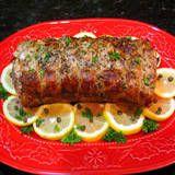 One Perfect Bite: Tuscan Pork Loin