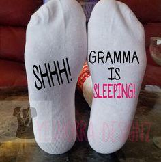 #stockingstuffers  https://www.etsy.com/listing/554862066/funny-socks-gifts-for-gramma-grandma