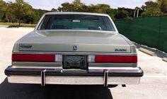 1985 Buick LeSabre Custom