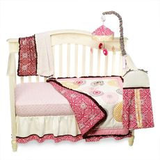 CoCaLo™ Iris 4-Piece Crib Bedding Set and Accessories