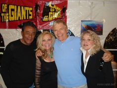 Don Marshall, Deanna Lund, Gary Conway and Heather Young - 2009