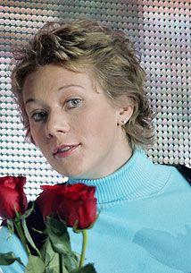 Оля Зайцева  (биатлон ) RUS .....