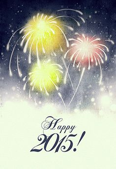 HAPPY NEW YEAR TO ALL MY FACEBOOK FRIENDS AND FAMILY. ANITA SERGIO THOMAS AND ALESSIO