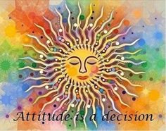 Attitude is a decision, positivity is the answer Sun Moon Stars, My Sun And Stars, Good Day Sunshine, Poster Online, Shine Your Light, Sun Shine, Sun Art, Look In The Mirror, Love You More Than