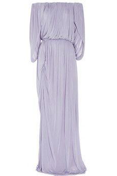 Grecian 70's gown...love it