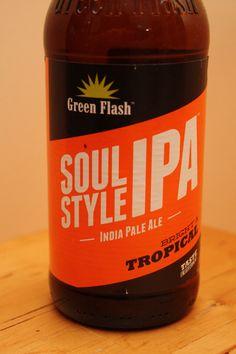 Green Flash - Soul Style IPA