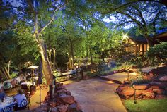 L' Auberge de Sedona  Spa Cottage......  oh, yes!