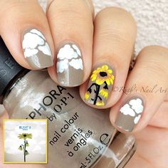Relient K album nails #ruthsnailart #nailart